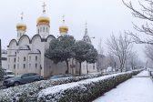El Mundo Includes Russian Orthodox Cathedral in the Six Most Beautiful Churches of Madrid