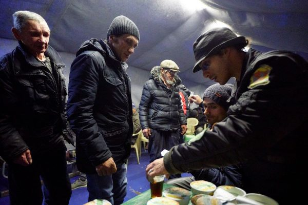 """Orthodox Service """"Mercy"""" to Open a Rehabilitation Center for Homeless"""
