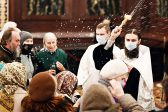 Patriarch Kirill Speaks on the Power of Epiphany Holy Water