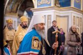 Metropolitan Onuphry: Being with Christ in Times of Persecution Is the Greatest Gift to God