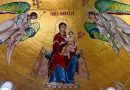 In Pictures: The Making of the Giant Platytera Mother of God Mosaic Icon at Romania's National Cathedral