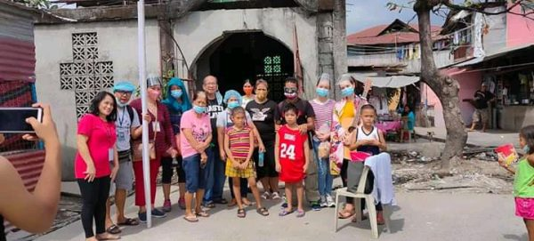Russian Church Helps Residents of Bacoor, Philippines
