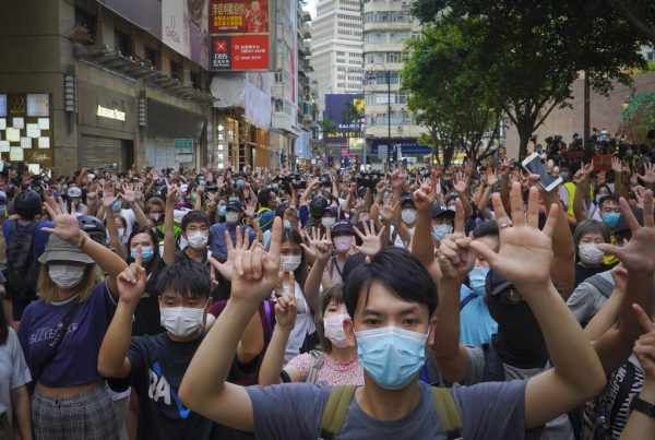 Fleeing Tyranny for Freedom: 500 UK Churches Welcoming Thousands Fleeing Hong Kong Escaping Communism
