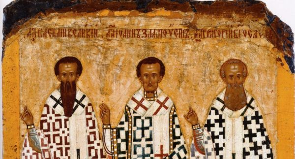 14 Facts about Christ and Almsgiving from Three Holy Hierarchs