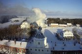 Fire at Valaam Monastery Extinguished, No Casualties