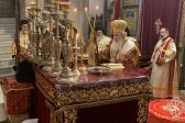 ROC Representatives Participate in Name's Day Celebrations of the Patriarch of Jerusalem