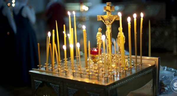 Today is First Saturday of the Souls of Great Lent