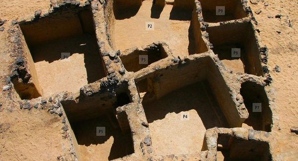 Ruins of Christian Monastery with Three Churches Discovered in Egypt