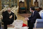 "Georgian PM condemns ""unprecedented attack"" against Patriarch Ilia and the Orthodox Church"