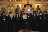 Regular Session of ROCOR Holy Synod Held