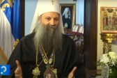 Serbian Patriarch Porfirije Gives Interview to Serbian National Television