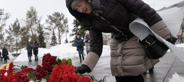 Kemerovo Remembers Those Who Died in the Shopping Mall Fire. Photo report from the Park of Angels