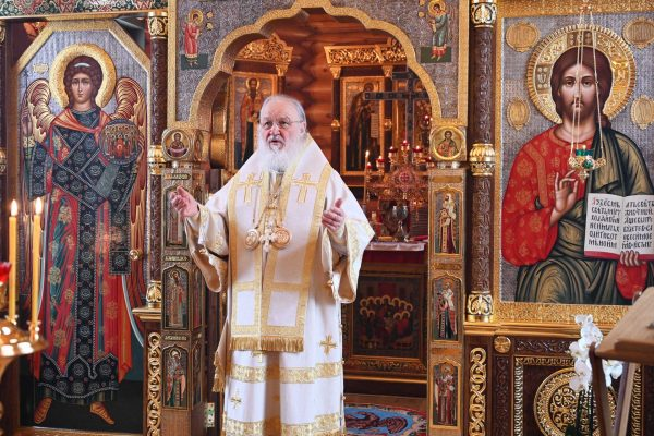 Patriarch Kirill Speaks on the Only Right Path
