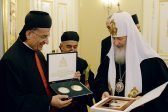 Maronite Patriarch Thanks Russian Patriarch for His Support for Christians in the Middle East
