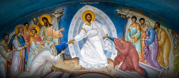 Holy Saturday and Glorious Pascha