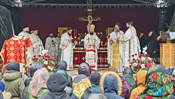 Pătrăuţi Monastery Reopens after more than 200 years