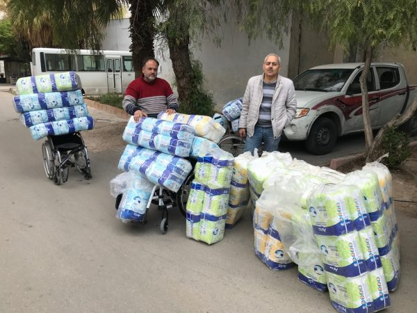 Representative of Russian Patriarch Delivers Rehabilitation Facilities to Children in Syria