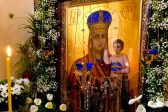 Icon of the Holy Theotokos Is Streaming Myrrh in Seletsky Monastery in Ukraine