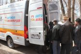 """ROC Launches 18th """"Bus of Mercy"""" in Omsk"""