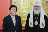 Patriarch Kirill Officially Invited to South Korea
