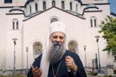 Patriarch Porfirije of Serbia Addresses the Faithful of the UOC