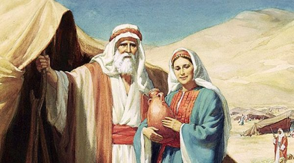 The Emigration of Abraham