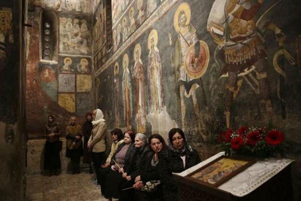Serbians in Kosovo Are Prevented from Celebrating Orthodox Feasts