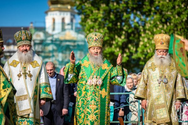 Metropolitan Onuphry Gives Advice on How to Make Important Decisions