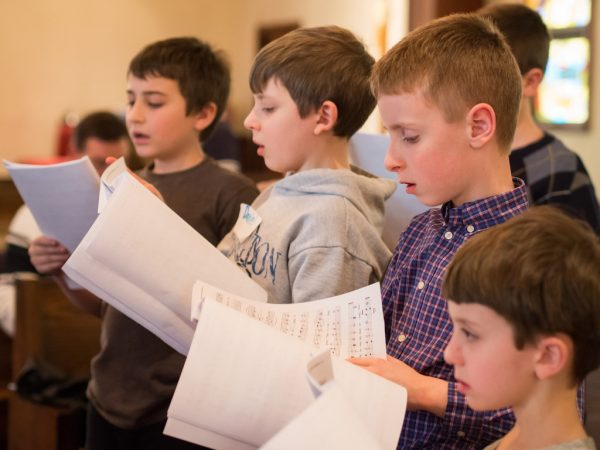 What Happens When We Sing to God?