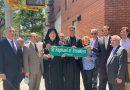 Brooklyn Street Co-Named for St. Raphael