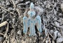 """""""Conflict"""" Seal and Rare Metal-Plastic: Unique Christian Artifacts Found Near Suzdal"""