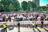 Over 20 Thousand People Pray for Discrimination of the Ukrainian Orthodox Church