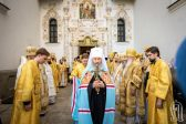Metropolitan Onuphry: Humility Leads Person to God's Grace