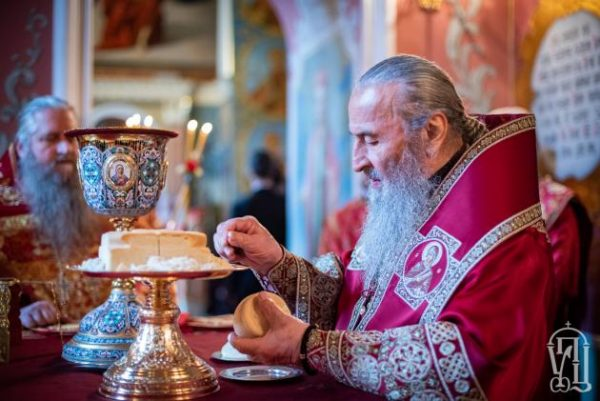 Metropolitan Onuphry: God Will Answer Our Prayer If We honor Him and His Will