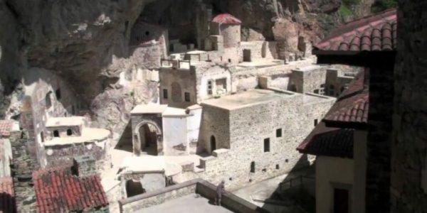 Panagia Soumela Monastery in Trabzon to Reopen Soon