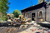 Fire Destroys an Orthodox Church in Estonia