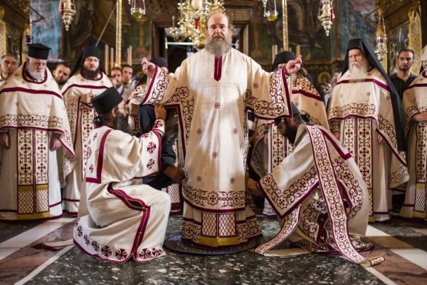 Robed in the Glorious Garment of Salvation
