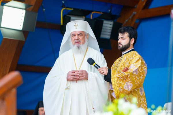 Patriarch Daniel: We Thank all Those who Support the Activities of the Romanian Church