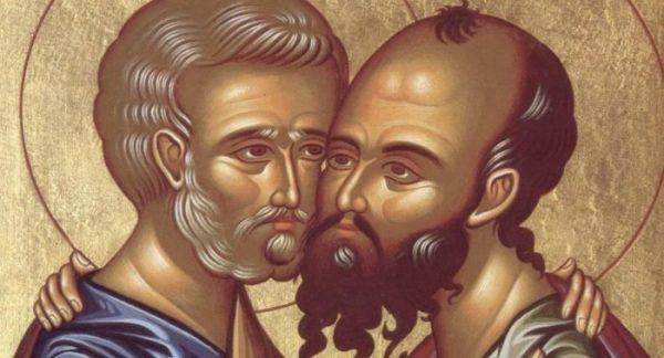 Apostles Peter and Paul, Pillars of the Faith