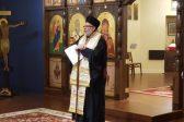 Bishop John Offers Retreat at St. Ignatius