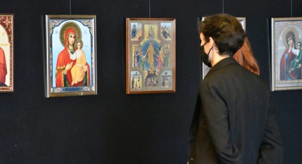 Exhibition of Orthodox Icons Opens in Mar del Plata, Argentina