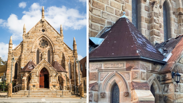 St Nectarios Burwood in Final Stages of Extensive Restoration Works