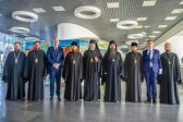 Delegations of Local Orthodox Churches Arrive in Kiev for the Celebration of Baptism of Rus