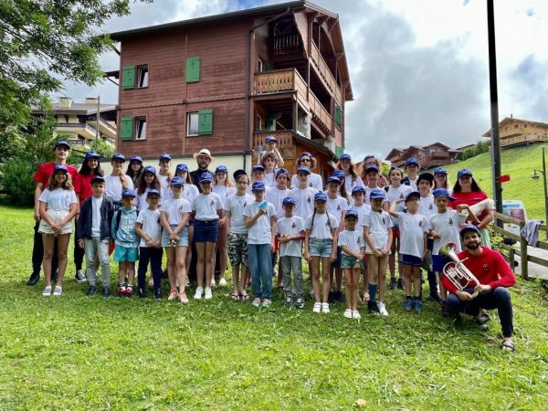 St John of Shanghai Summer Camp Concludes in Switzerland