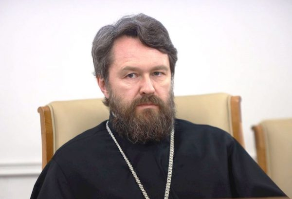 Metropolitan Hilarion: Christians Are in a Tragic Situation in a Number of Countries