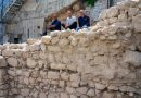 Fragment of the First Temple-Era Wall Discovered in Jerusalem