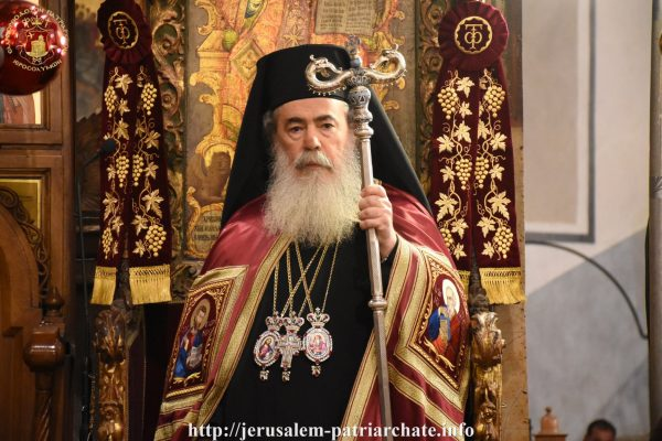 The Patriarch of Jerusalem: The relics of Saint John the Hozevite are indisputable testimony of the Resurrection