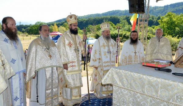 Skete of St. Joseph the Hesychast to Be Built in Hunedoara County