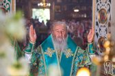 Metropolitan Onuphry: People Get Strength for Life and Salvation in the Church
