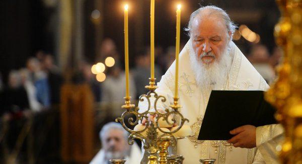 Patriarch Kirill Mourns over the Death of a Prominent Shepherd, Protopresbyter Leonid Kishkovsky